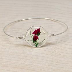 Bracelet Mouron rouge